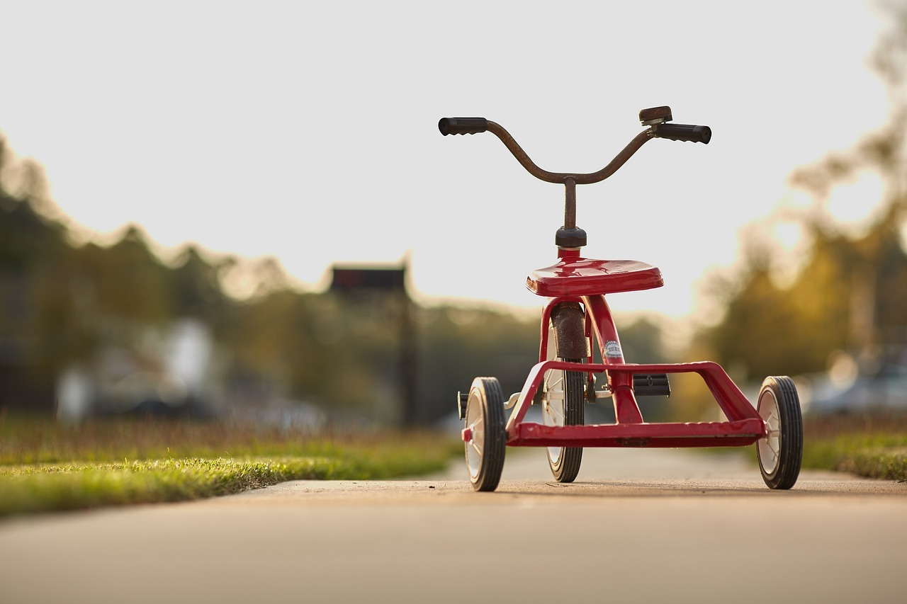 tricycle-691587_1280